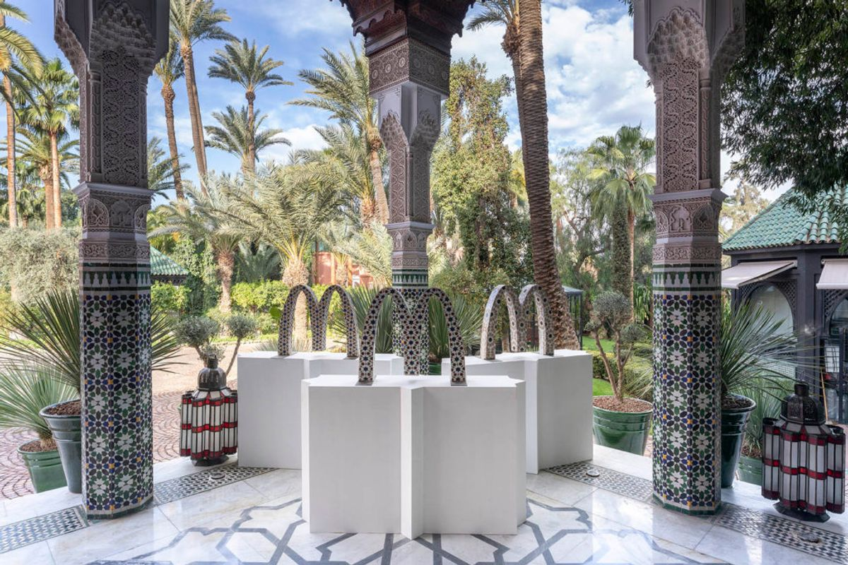 Collectors Flock to the 1-54 Art Fair in Marrakesh as the Demand for African Art Soars, Sparking Concerns About a Masterwork Exodus