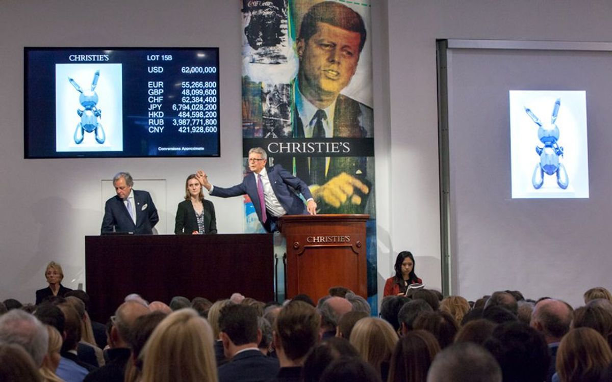Christie's and Phillips move New York May 'giga-week' sales to end of June due to coronavirus