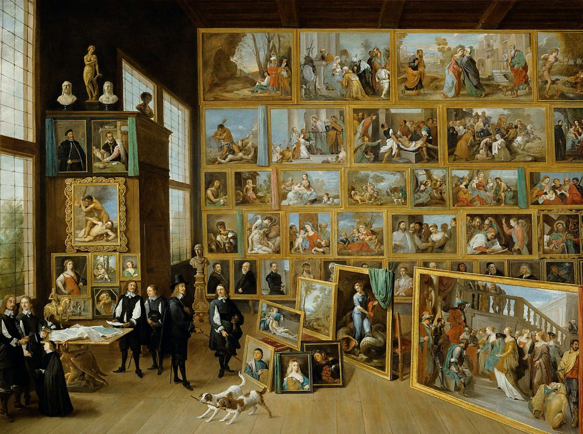 How to add social value to a private collection?