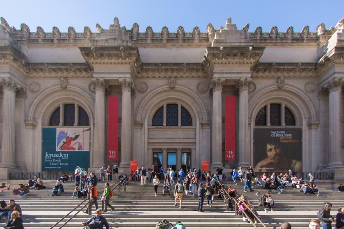 #CongressSaveCulture: Metropolitan Museum Advocates $4B in Funding for Museums