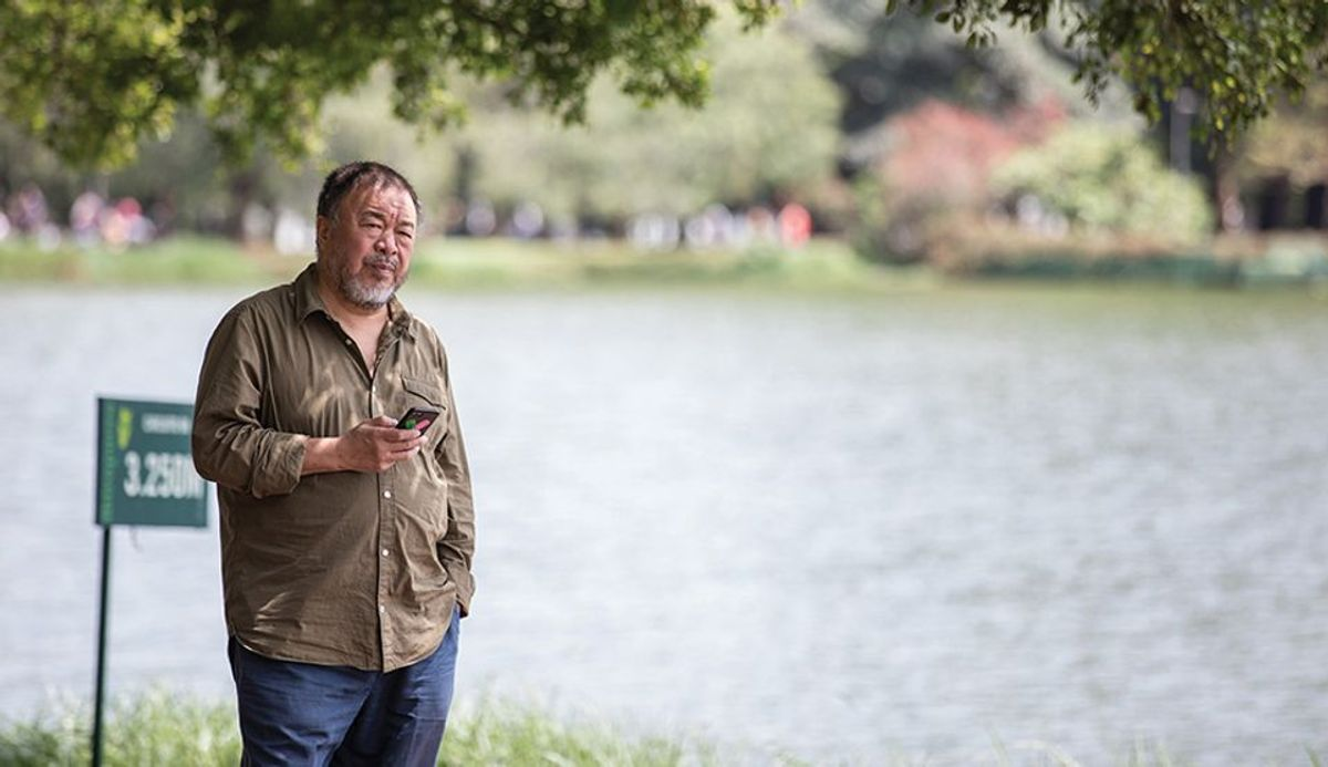'The real ideological war has just begun and Covid-19 is only the starting point': Ai Weiwei on China's response to the outbreak