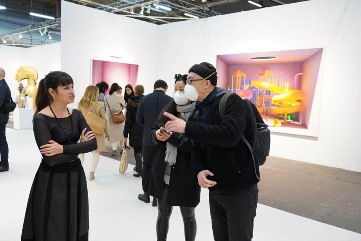 Notes From The End of An Art Market