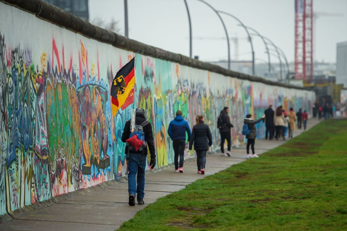 A 200-Foot Section of the Berlin Wall Has Been Torn Down to Make Way for Condos, Leaving Historians Appalled
