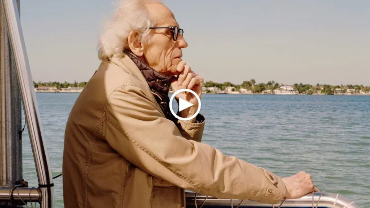 Surrounded Islands: Christo sails back to his pink archipelago in Miami