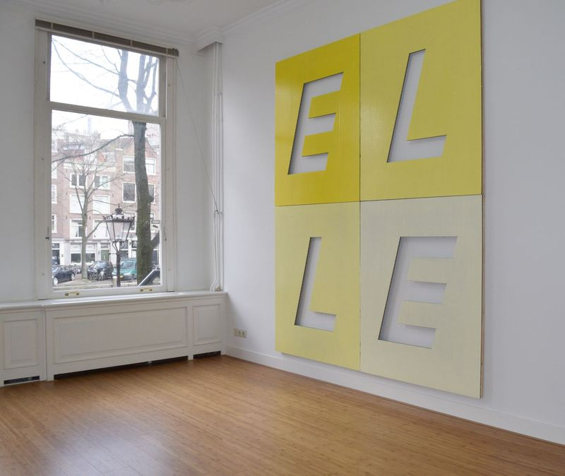 Write me a letter, works on paper. (Group Exhibition), Ellen de Bruijne Projects (4 of 5)
