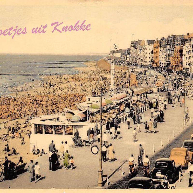 Groetjes uit Knokke - summer project at the Belgian seaside