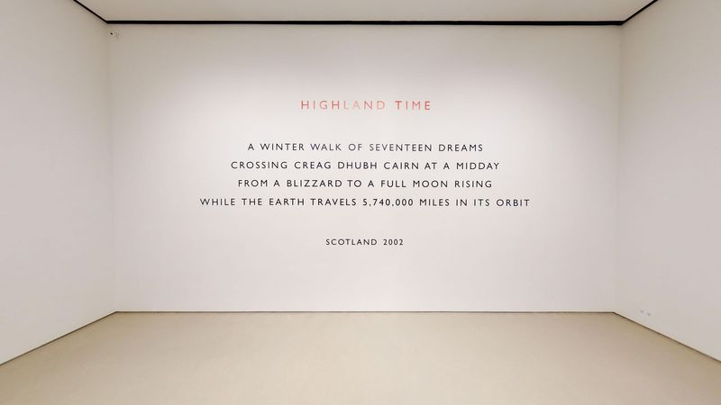 Muddy heaven by Richard Long, Sperone Westwater (6 of 7)