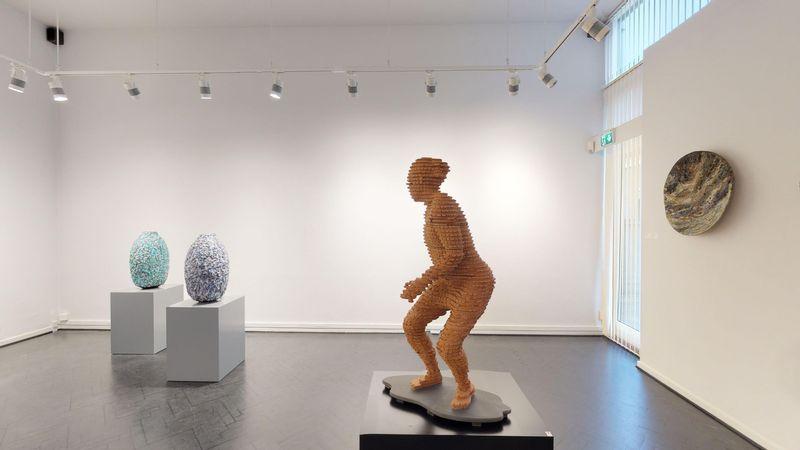 Tommerup Ceramic Workshop (Group Exhibition), Galerie Moderne Silkeborg (3 of 6)
