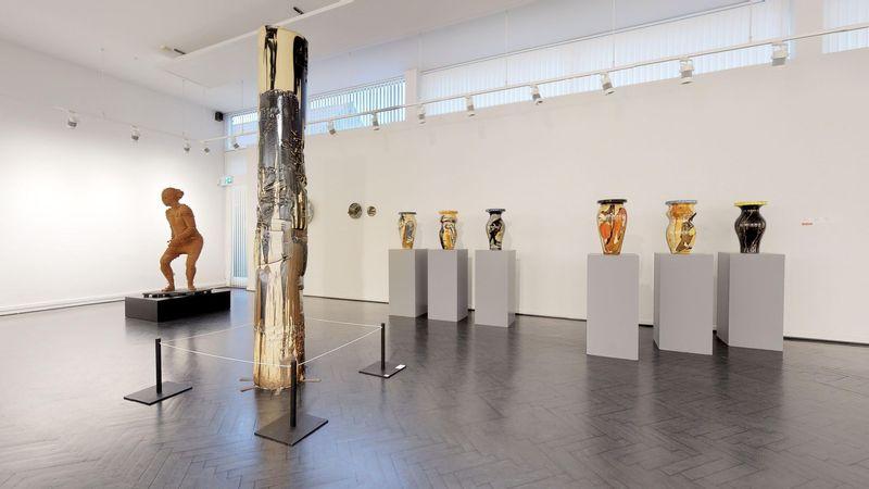 Tommerup Ceramic Workshop (Group Exhibition), Galerie Moderne Silkeborg (6 of 6)