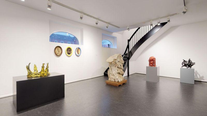Tommerup Ceramic Workshop (Group Exhibition), Galerie Moderne Silkeborg (2 of 6)