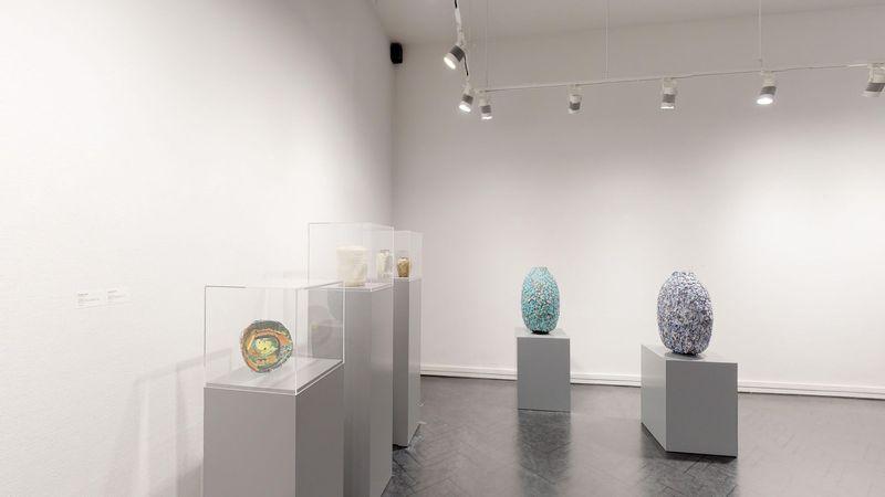 Tommerup Ceramic Workshop (Group Exhibition), Galerie Moderne Silkeborg