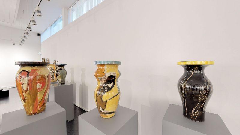 Tommerup Ceramic Workshop (Group Exhibition), Galerie Moderne Silkeborg (4 of 6)