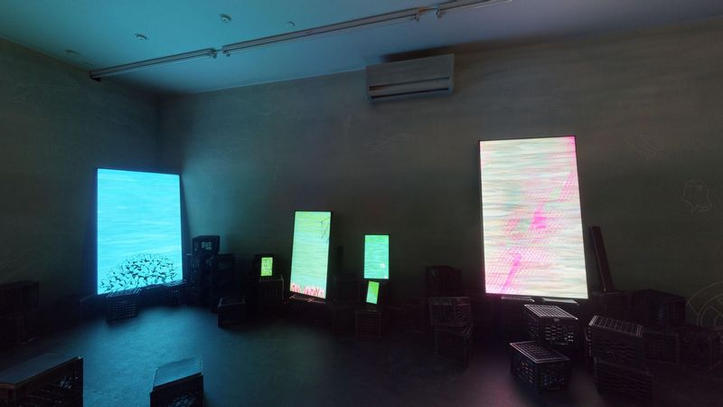 Wet Logic (Group Exhibition), bitforms gallery (3 of 3)