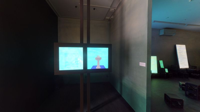Wet Logic (Group Exhibition), bitforms gallery