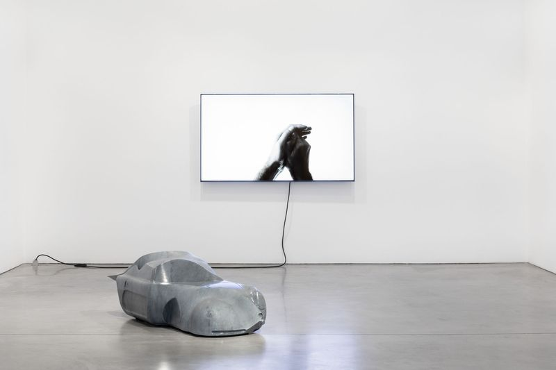 Haptic Feedback (Group Exhibition), Galerie Thomas Schulte