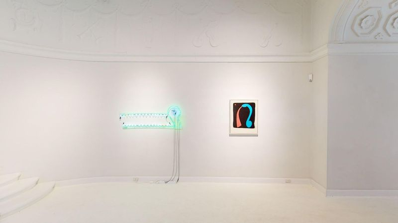 NEON (Group Exhibition), Martin Asbæk Gallery (3 of 4)