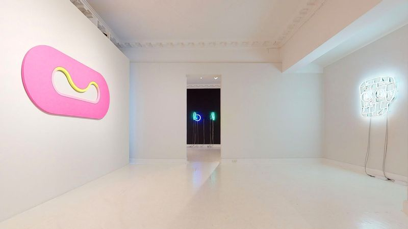 NEON (Group Exhibition), Martin Asbæk Gallery (4 of 4)