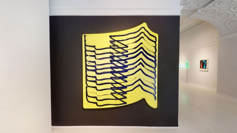 NEON (Group Exhibition), Martin Asbæk Gallery (2 of 4)