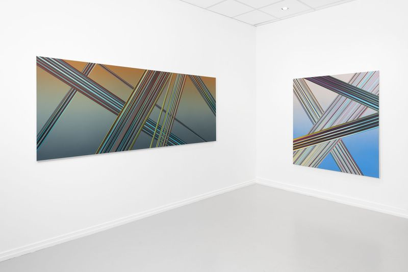 Stripes and Strokes by Marius Martinussen, QB Gallery (5 of 7)