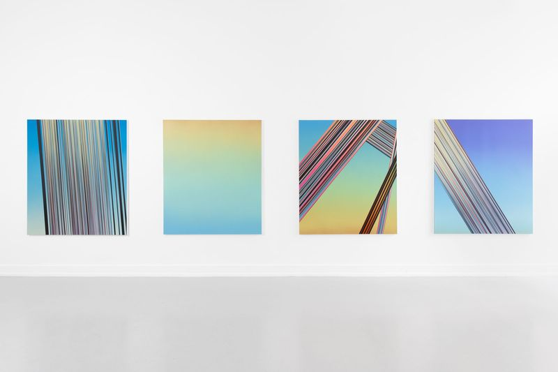Stripes and Strokes by Marius Martinussen, QB Gallery (2 of 7)