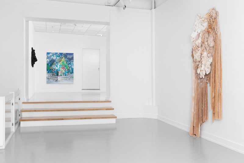 A Dream Within A Dream (Group Exhibition), QB Gallery