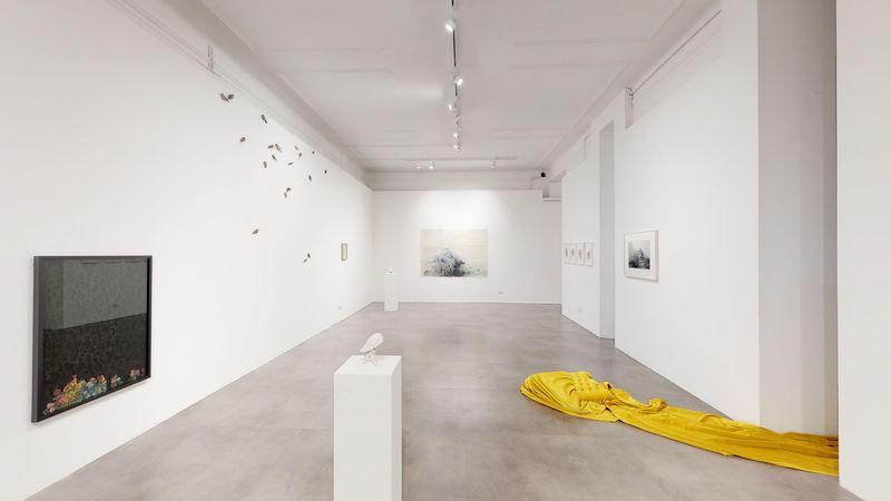 IF BEES ARE FEW (Group Exhibition), Mimmo Scognamiglio Artecontemporanea (2 of 5)