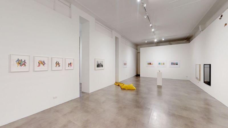 IF BEES ARE FEW (Group Exhibition), Mimmo Scognamiglio Artecontemporanea (3 of 5)