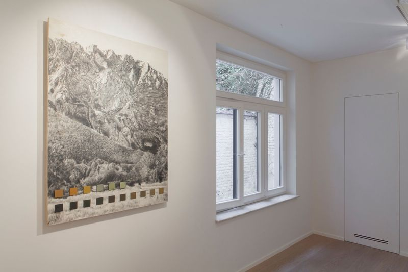 DE LA NATURE DES CHOSES by Giuseppe Stampone, MLF | Marie-Laure Fleisch, Brussels (5 of 10)
