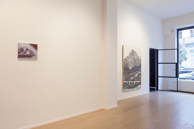 DE LA NATURE DES CHOSES by Giuseppe Stampone, MLF | Marie-Laure Fleisch, Brussels