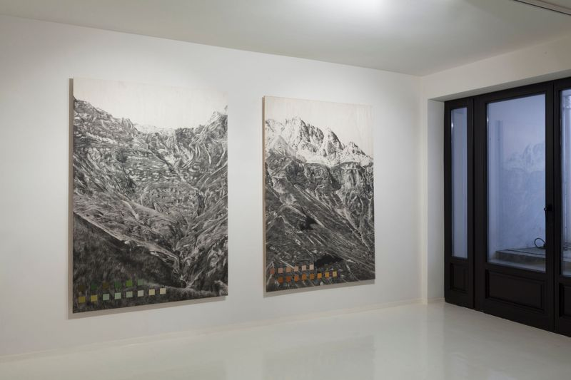 DE LA NATURE DES CHOSES by Giuseppe Stampone, MLF | Marie-Laure Fleisch, Brussels (10 of 10)