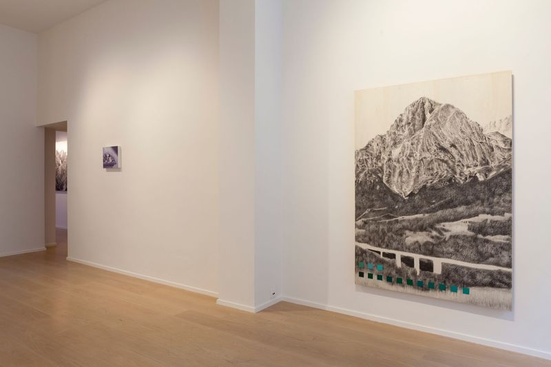 DE LA NATURE DES CHOSES by Giuseppe Stampone, MLF | Marie-Laure Fleisch, Brussels (3 of 10)