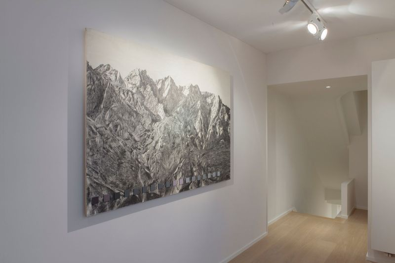 DE LA NATURE DES CHOSES by Giuseppe Stampone, MLF | Marie-Laure Fleisch, Brussels (6 of 10)