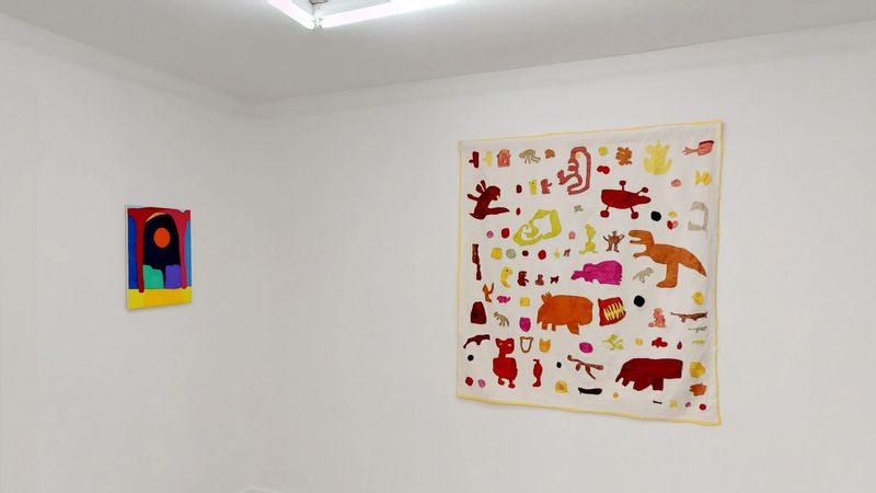 Imagined Realities (Group Exhibition), MLF | Marie-Laure Fleisch, Brussels (9 of 9)
