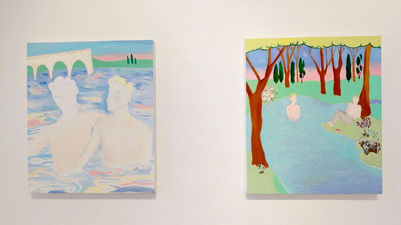 Imagined Realities (Group Exhibition), MLF | Marie-Laure Fleisch, Brussels (3 of 9)