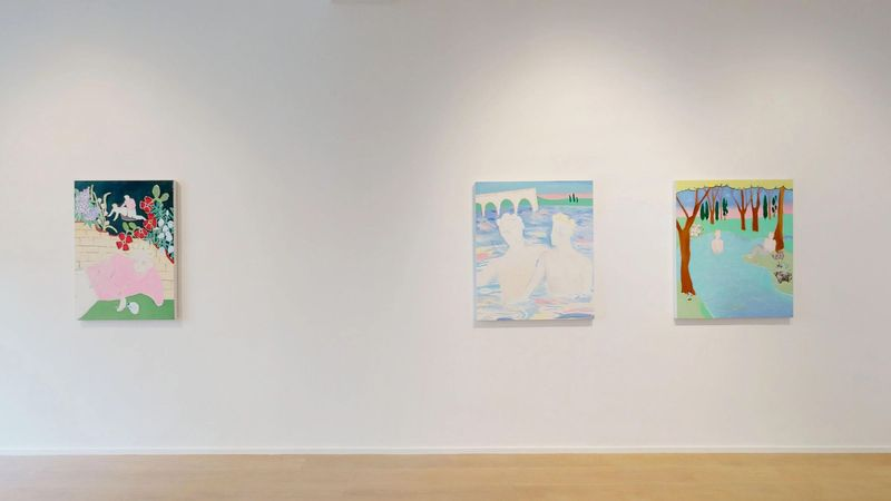 Imagined Realities (Group Exhibition), MLF | Marie-Laure Fleisch, Brussels (2 of 9)