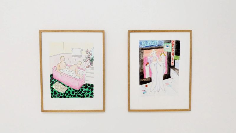Imagined Realities (Group Exhibition), MLF | Marie-Laure Fleisch, Brussels (7 of 9)