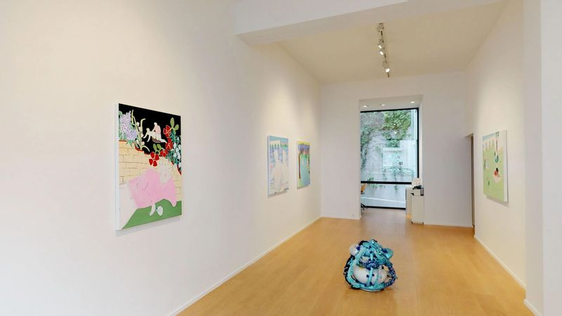 Imagined Realities (Group Exhibition), MLF | Marie-Laure Fleisch, Brussels (4 of 9)