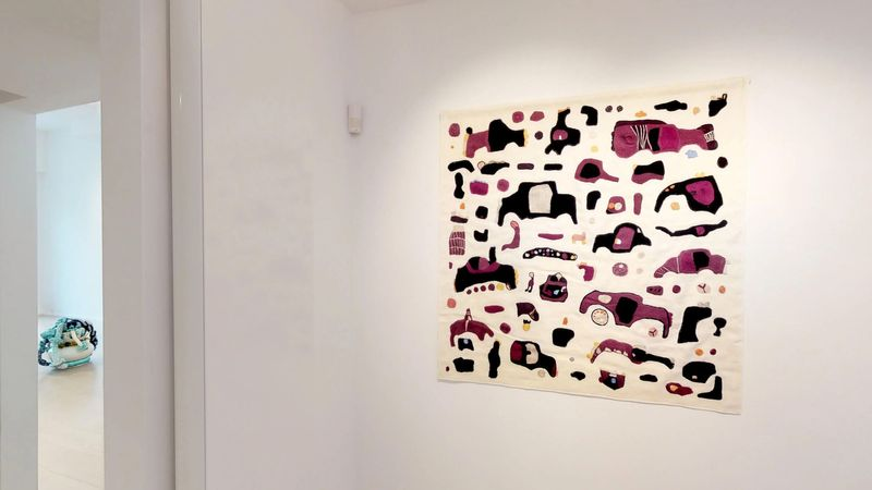 Imagined Realities (Group Exhibition), MLF | Marie-Laure Fleisch, Brussels (5 of 9)