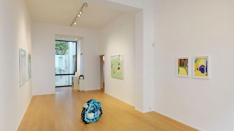 Imagined Realities (Group Exhibition), MLF | Marie-Laure Fleisch, Brussels