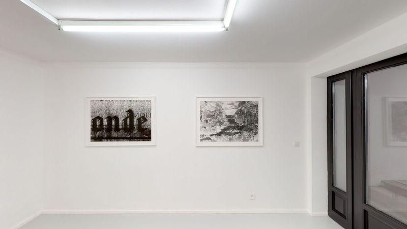 Darkness of Heart by Alain Huck, MLF   Marie-Laure Fleisch, Brussels (3 of 5)