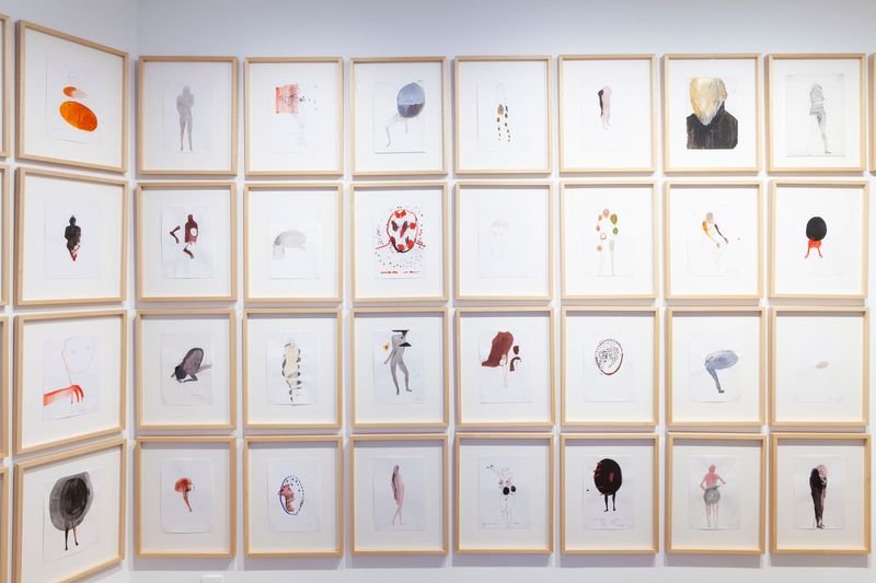 Archive of Thoughts by Ronny Delrue, MLF | Marie-Laure Fleisch, Brussels (12 of 13)