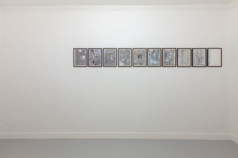 Archive of Thoughts by Ronny Delrue, MLF | Marie-Laure Fleisch, Brussels (6 of 13)