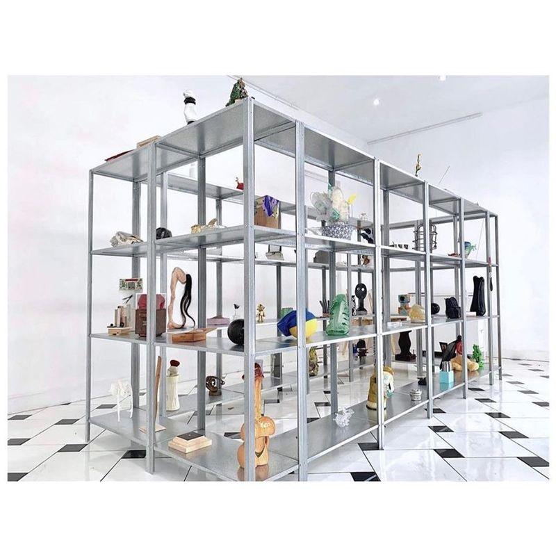 100 Sculptures