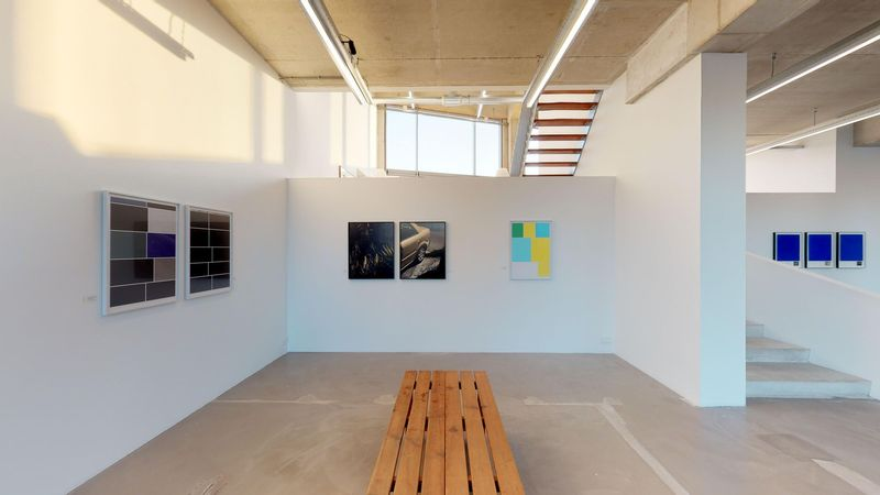 An Archaeology of Fear by Jan Rosseel, The Ravestijn Gallery (2 of 5)