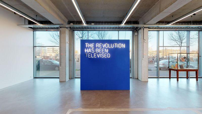 An Archaeology of Fear by Jan Rosseel, The Ravestijn Gallery