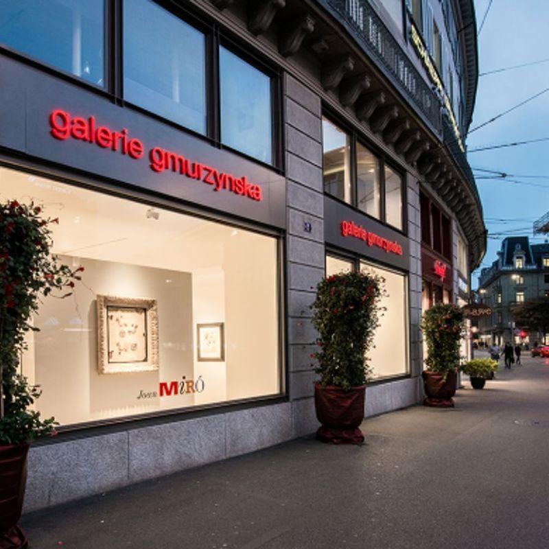 Galerie Gmurzynska | Zurich