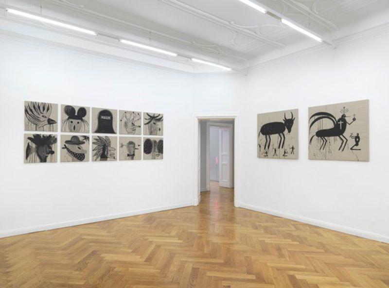 Gallery Swap | Alice Folker in Berlin by Nat Bloch Gregersen, Haverkampf Gallery (2 of 7)