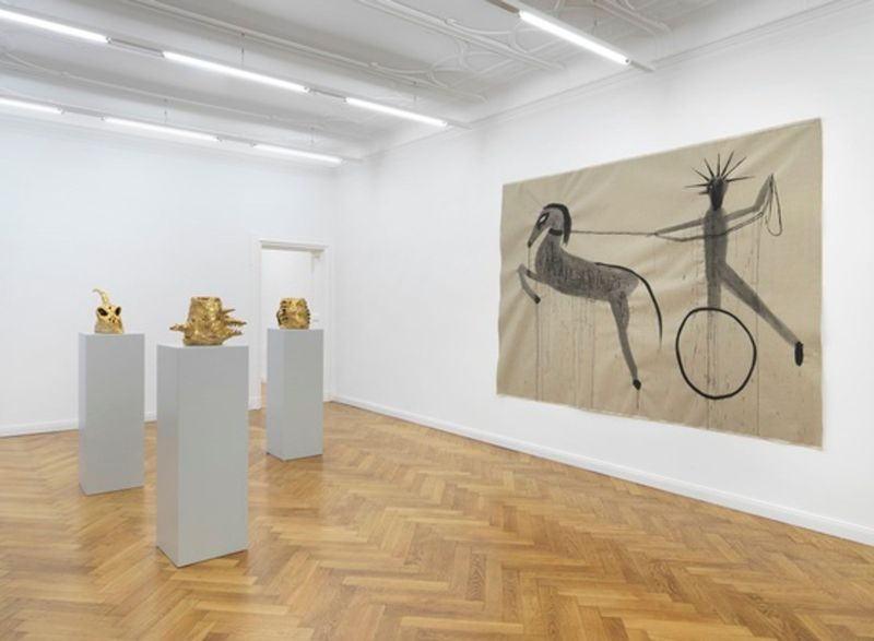 Gallery Swap | Alice Folker in Berlin by Nat Bloch Gregersen, Haverkampf Gallery