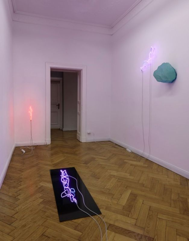 Gallery Swap | Alice Folker in Berlin by Nat Bloch Gregersen, Haverkampf Gallery (4 of 7)