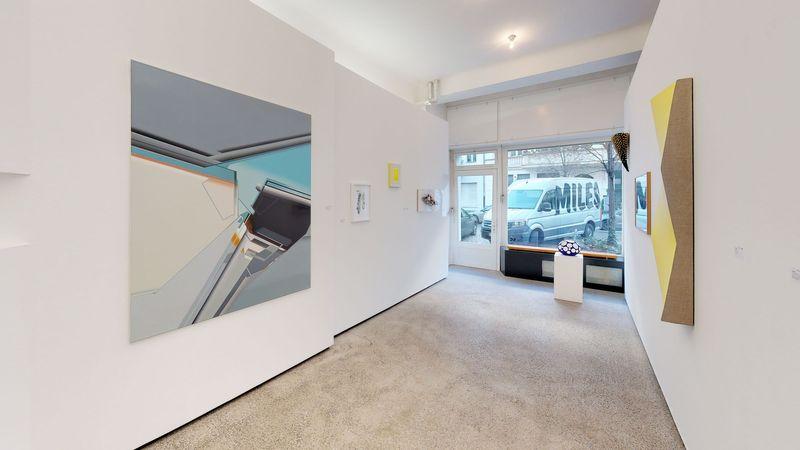 5th Total Installation (Group Exhibition), Semjon Contemporary